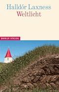 Weltlicht - Halldór Laxness - E-Book