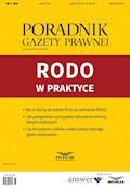 RODO w praktyce - Katarzyna Kozera, Katarzyna Pośpiech-Białas, Piotr Ostafi - ebook