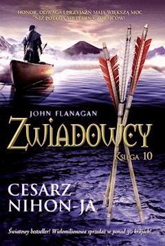 Cesarz Nihon-Ja - John Flanagan - ebook