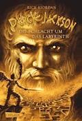 Percy Jackson - Die Schlacht um das Labyrinth (Percy Jackson 4) - Rick Riordan - E-Book