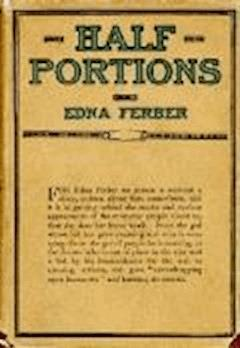 Half Portions - Edna Ferber - ebook