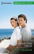 W słonecznej Grecji - Lynne Graham - ebook