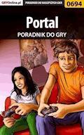 "Portal - poradnik do gry - Marzena ""Louvette"" Falkowska - ebook"