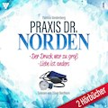 Praxis Dr. Norden 2 Hörbücher Nr. 1 - Arztroman - Patricia Vandenberg - Hörbüch