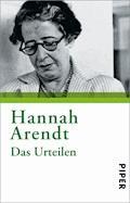 Das Urteilen - Hannah Arendt - E-Book