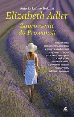 Zaproszenie do Prowansji - Elizabeth Adler - ebook