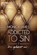 Du gehörst mir ... - Monica  James - E-Book