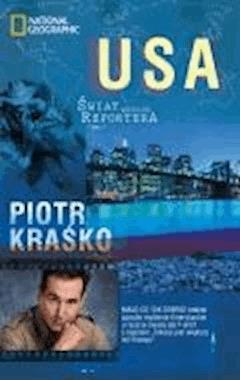 Świat według reportera. USA - Piotr Kraśko - ebook