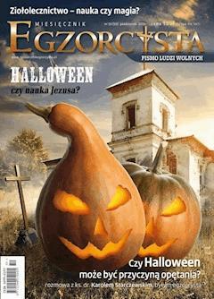 Miesięcznik Egzorcysta 50 - pąździernik 2016 - Opracowanie zbiorowe - ebook