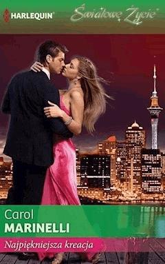 Najpiękniejsza kreacja - Carol Marinelli - ebook