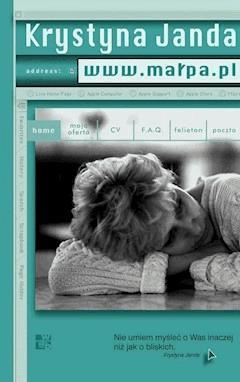 www.małpa.pl - Krystyna Janda - ebook