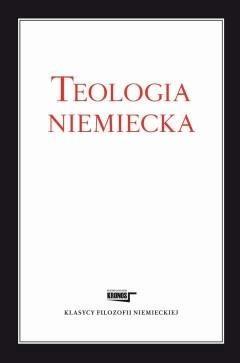 Teologia niemiecka? - Opracowanie zbiorowe - ebook