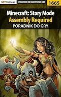 """Minecraft: Story Mode - Assembly Required - poradnik do gry - Jacek """"Ramzes"""" Winkler - ebook"""