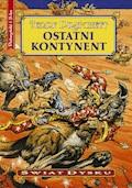 Ostatni kontynent - Terry Pratchett - ebook
