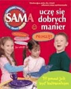 Sam uczę się dobrych manier  - Małgorzata Głuch - ebook