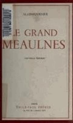Le Grand Meaulnes - Alain-Fournier - ebook