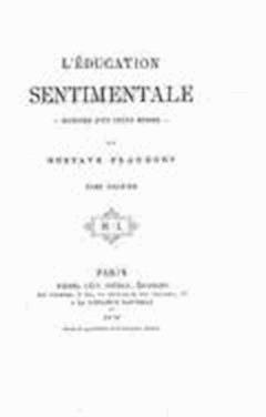 L'Éducation Sentimentale - Gustave Flaubert - ebook