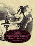 Najstarszy zawód świata. Historia prostytucji - Marek Karpiński - ebook