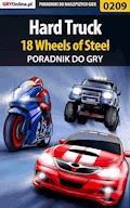 """Hard Truck 18 Wheels of Steel - poradnik do gry - Borys """"Shuck"""" Zajączkowski - ebook"""