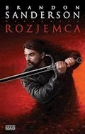 Rozjemca - Brandon Sanderson - ebook