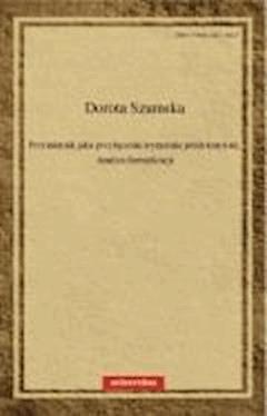 Przymiotnik jako przyłączone wyrażenie predykatywne - Dorota Szumska - ebook