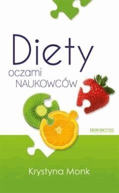 Dieta oczami naukowców - Krystyna Monk - ebook