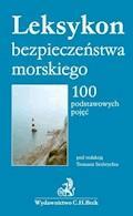 Leksykon bezpieczeństwa morskiego. 100 podstawowych pojęć - Tomasz Szubrycht - ebook