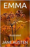Emma - Illustrated - Jane Austen - ebook