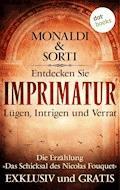 Entdecken Sie die Welt der IMPRIMATUR: Lügen, Intrigen, Verrat - Monaldi & Sorti - E-Book