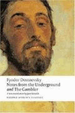 Notes From The Underground - Fyodor Mikhailovich Dostoyevsky - ebook