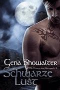 Schwarze Lust - Gena Showalter - E-Book + Hörbüch