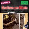 PONS Hörkrimi Deutsch: Gestern am Rhein - Emily Slocum - Hörbüch