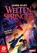 Weltenspringer 3: Angriff der Schatten - James Riley - E-Book