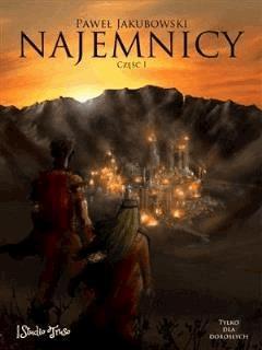 Najemnicy - Paweł Jakubowski - ebook