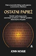 Ostatni papież - John Hogue - ebook