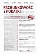 Rachunkowość i podatki dla praktyków - wydanie specjalne: Zmiany w przepisach podatkowych obowiązujące od 1 lipca 2015 - Bogdan Świąder, Mariusz Olech - ebook