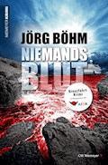 Niemandsblut - Jörg Böhm - E-Book