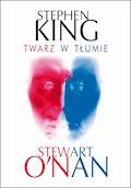 Twarz w tłumie - Stephen King - ebook + audiobook