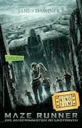Maze Runner: Die Auserwählten - Im Labyrinth (Filmausgabe) - James Dashner - E-Book