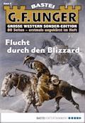 G. F. Unger Sonder-Edition 4 - Western - G. F. Unger - E-Book