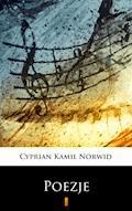 Poezje. Wybór - Cyprian Kamil Norwid - ebook
