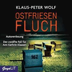 Ostfriesenfluch - Klaus-Peter Wolf - Hörbüch
