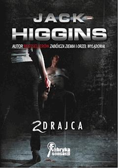 Zdrajca - Jack Higgins - ebook