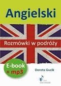 Angielski Rozmówki w podróży ebook + mp3 - Dorota Guzik - audiobook