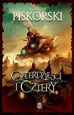 Czterdzieści i cztery - Krzysztof Piskorski - ebook