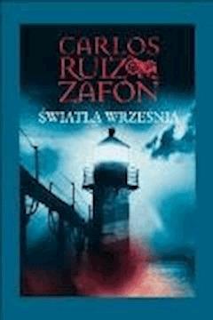 Światła września - Carlos Ruiz Zafón - ebook