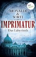 IMPRIMATUR - Roman 2: Das Labyrinth - Monaldi & Sorti - E-Book