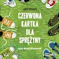 Czerwona kartka dla Sprężyny - Jacek Podsiadło - audiobook