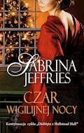 Czar wigilijnej nocy - Sabrina Jeffries - ebook