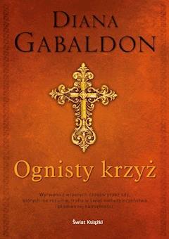 Ognisty krzyż - Diana Gabaldon - ebook